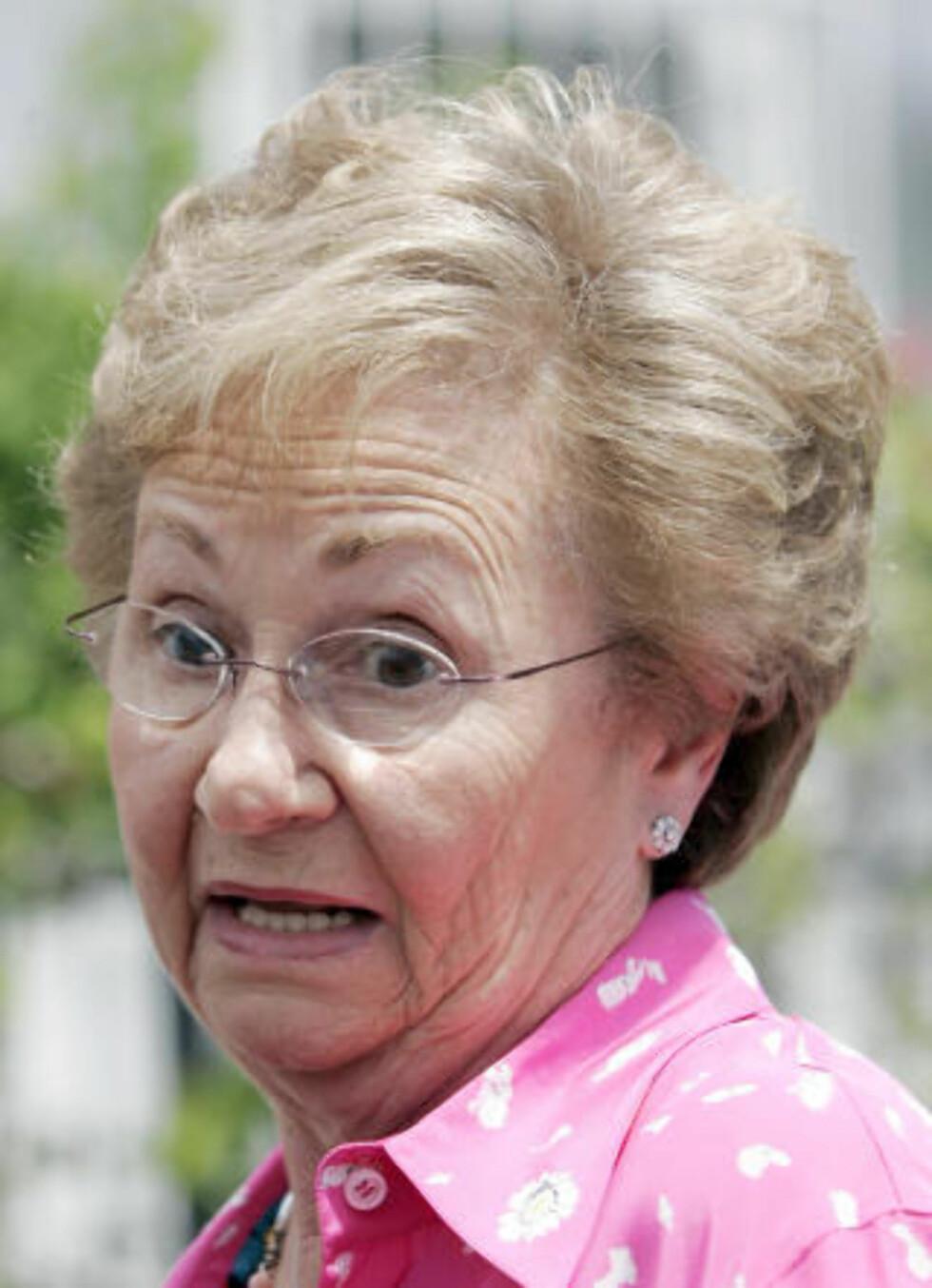 I OPPOSISJON: Juanita Castro, i dag 76 år gammel, gikk i klinsj med brødrene, bisto opposisjonelle og amerikanske myndigheter og flyttet til Miami i 1964.