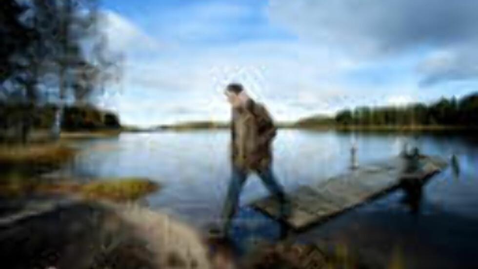 AVSLØRTE STRATEGIEN: Miljøengasjerte Dag Ronny Pettersen fra Kornsjø følger nøye med på skogbruksnæringa. Et notat han fikk tilsendt ved en feil, viser hvordan skognæringa jobber for å tildekke informasjon. Foto: John T. Pedersen/Dagbladet