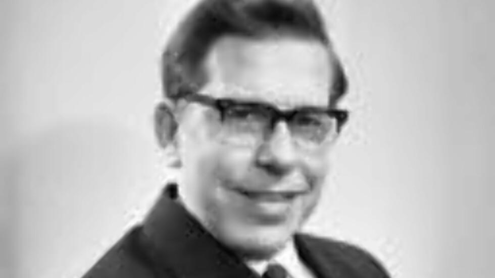 DØDE: Den norske misjonærhøvdingen Olav Hodne døde brått i dag. Arkivfoto: NTB / Scanpix