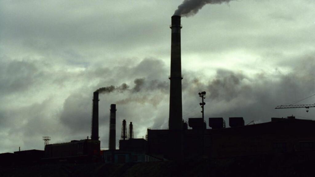 FLERE SLIKE: Her ser man Kola atomkraftverk i Russland. Foto: SCANPIX