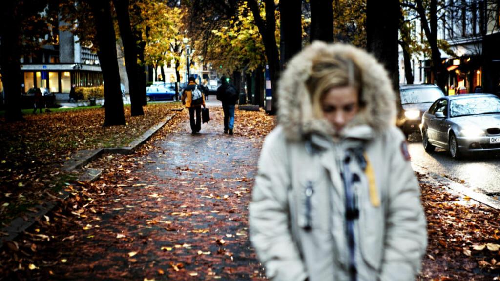 MOR TIL OFFER: Mener det ikke hjelper at Erik Andersen vil si unnskyld. Foto: Nina Hansen/Dagbladet