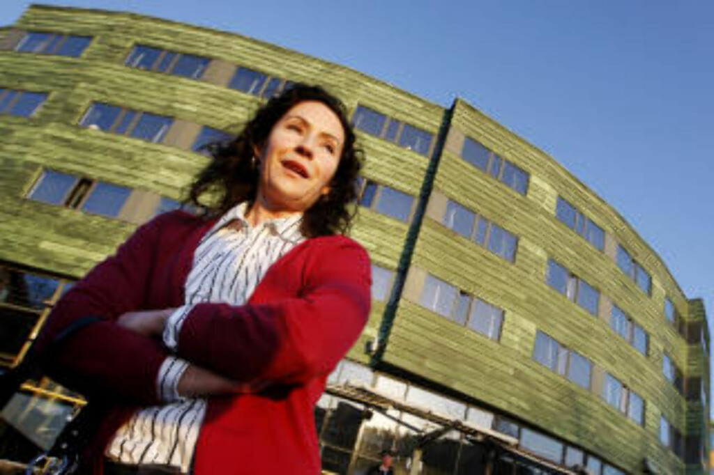 OPPDRAGSGIVER: Veronica Orderud har hyret inn privatetterforsker Tore Sandberg i jakten på nye bevis i Orderud-saken. Foto: Håkon Mosvold Larsen / SCANPIX