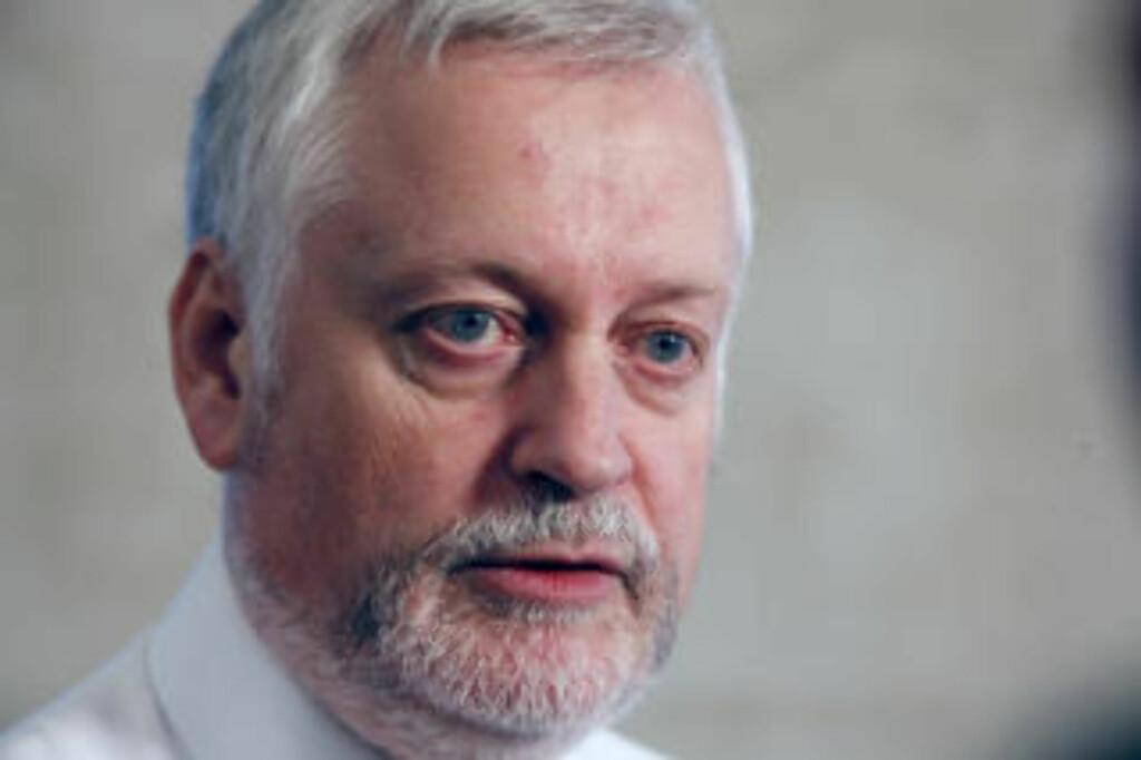 MANGE FORHOLD: Statsadvokat Per Egil Volledal mener Erik Andersen står bak 51 forhold der lommemoduset ble brukt. Foto: Hans Arne Vedlog