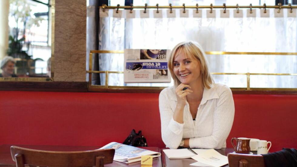 STERKE SKJEBNER: Hege Duckert har valgt ut fire sterke kvinnelige kunstnerskjebner i en bok som handler om å skape sine egne liv. Foto: Agnete Brun / Dagbladet