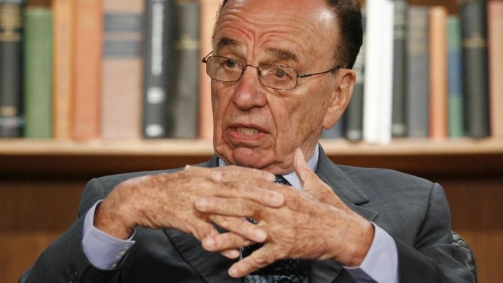 VIL IKKE GOOGLES: Rupert Murdoch vil stenge News Corps nettsteder for Googlesøk. Foto: SCANPIX
