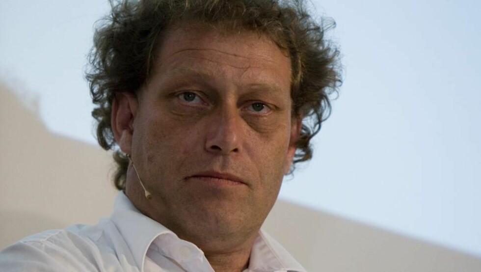 RASENDE: Frederic Hauge sier han ikke vil samarbeide med Ap lenger, etter biodieselsaken.  Foto: Sara Johannessen / SCANPIX