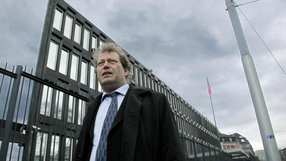 FILLERISTER: Bellona-leder Frederic Hauge mener Stoltenberg har opptrådt brutalt i biodieselsaken. Foto: Jacques Hvistendahl