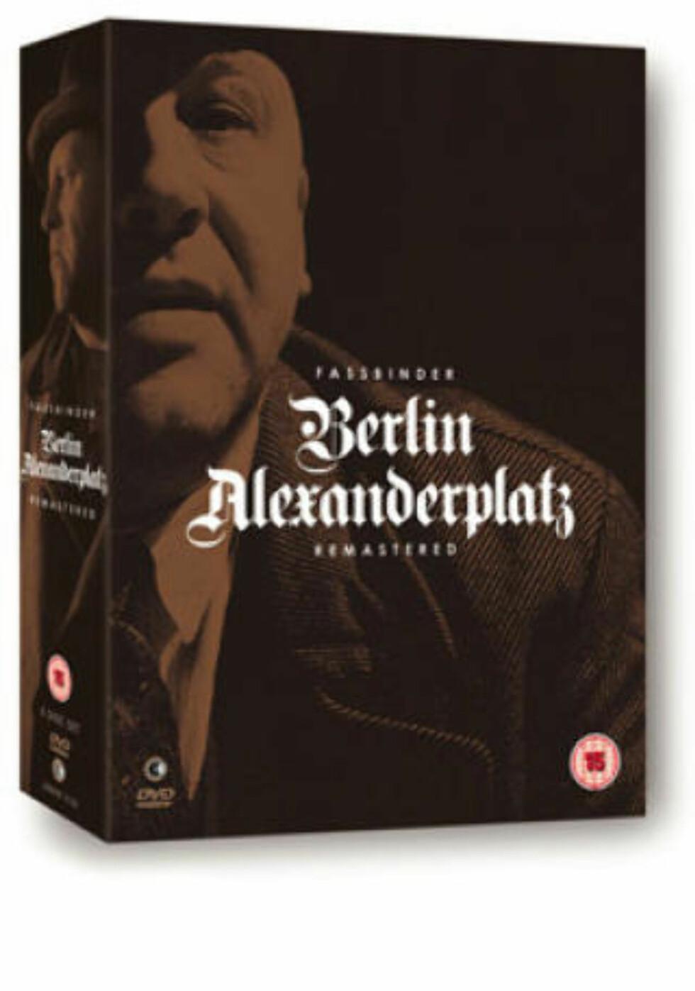 DVD: «Berlin Alexanderplatz»