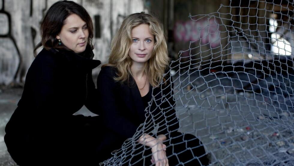 OMSTRIDT: Maria Bonnevie spiller hovedrollen Lea i Margreth Olins spillefilmdebut «Engelen» som handler om en rusavhengig mor, en historie som er basert på virkelige hendelser. Nå har familien til den rusavhengige familien reagert.  Foto: Espen Røst
