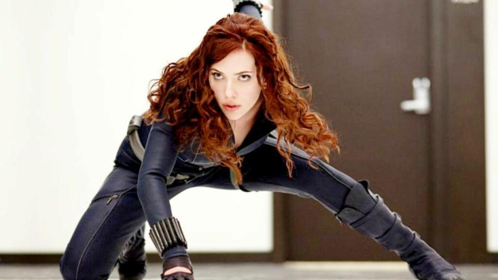 NYE BILDER: Fansen var i utgangspunktet skeptiske til å ha Scarlett Johansson i rollen som Black Widow. Til neste år får hun sjansen til å bevise at de tok feil. FOTO: MARVEL