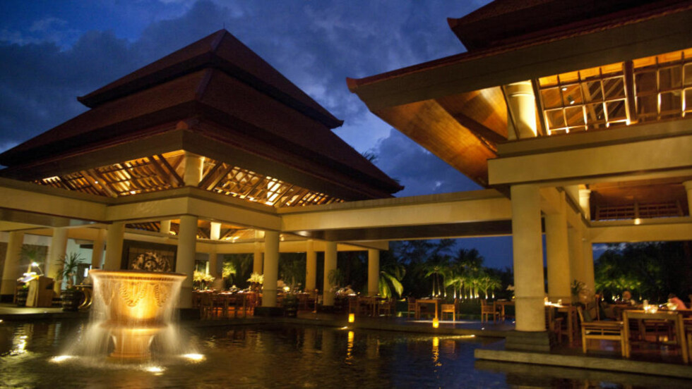 TERNINGKAST SEKS:  Banyan Tree hotell byr på en lukseriøs og behagelig opplevelse.