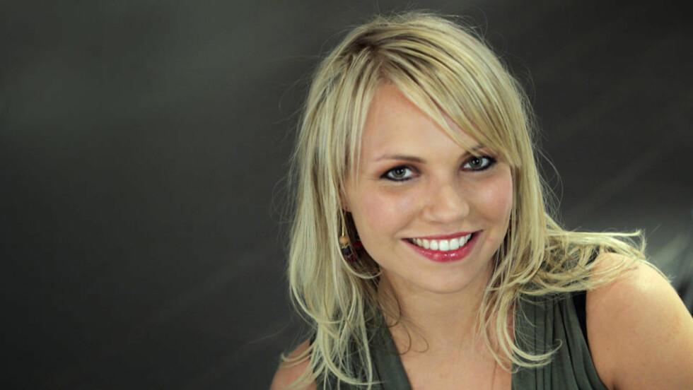 NUMMER FIRE: Lene Marlin fikk kun fem uker på salgslista med singelen «Here We Are», men klatret til fjerdeplass på lista over de mest populære låtene i 2009 på norske radiostasjoner. Foto: Scanpix