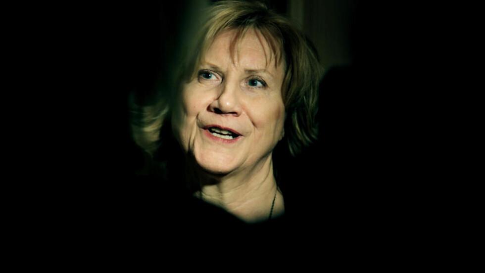 ADVARER: Tidligere LO-leder Gerd-Liv Valla knuste regjeringens forrige forslag om å stramme inn sykelønnsordningen.
