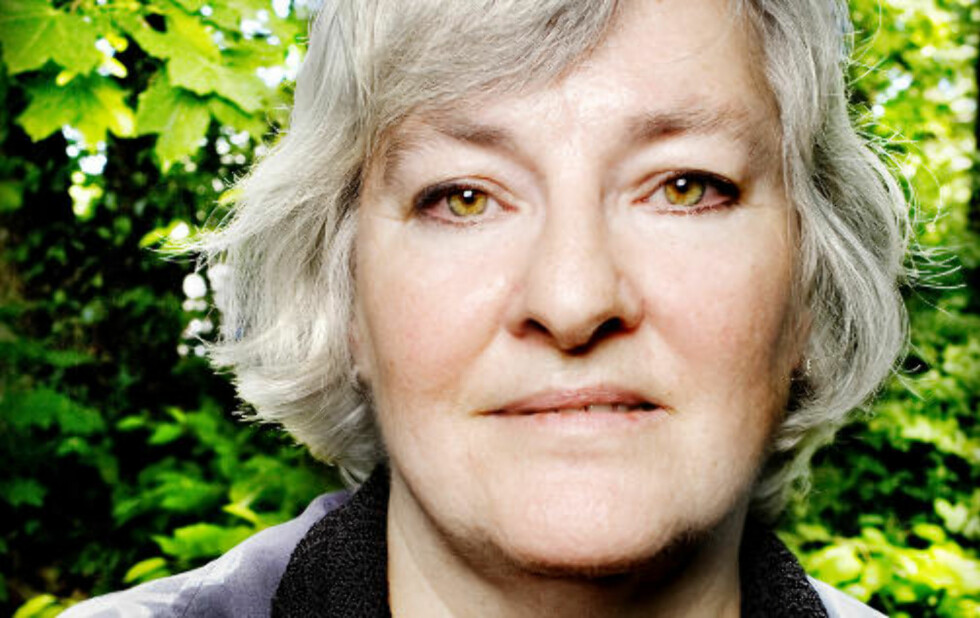 OMSTRIDT: Filosofen Nina Karin Monsen. Foto: ANNIKEN C. MOHR