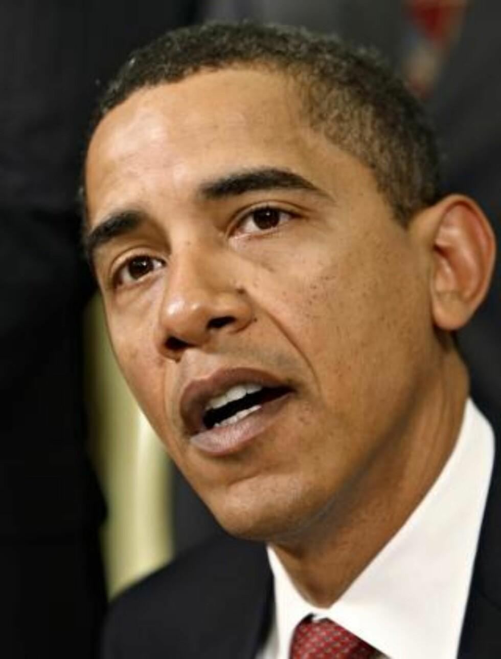 TAR GREP: Avgjørelsen om å stenge det omstridte fengselet var en av de første Barack Obama tok etter at han ble president i januar. Foto: Scanpix