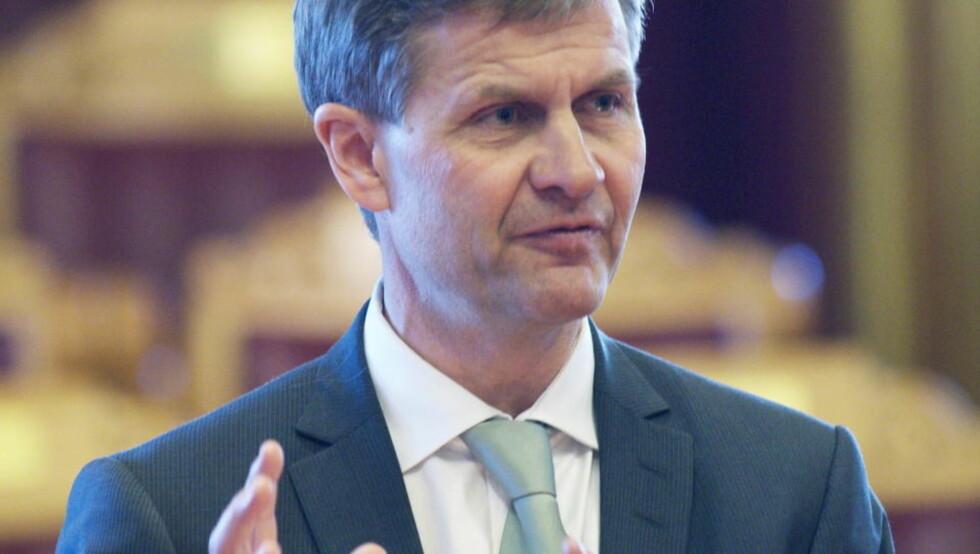 BEKYMRET: Erik Solheim er bekymret for hvordan det skal gå klimaforhandlingene i København hvis Høyre og Frp kommer i regjering. Foto: SCANPIX.