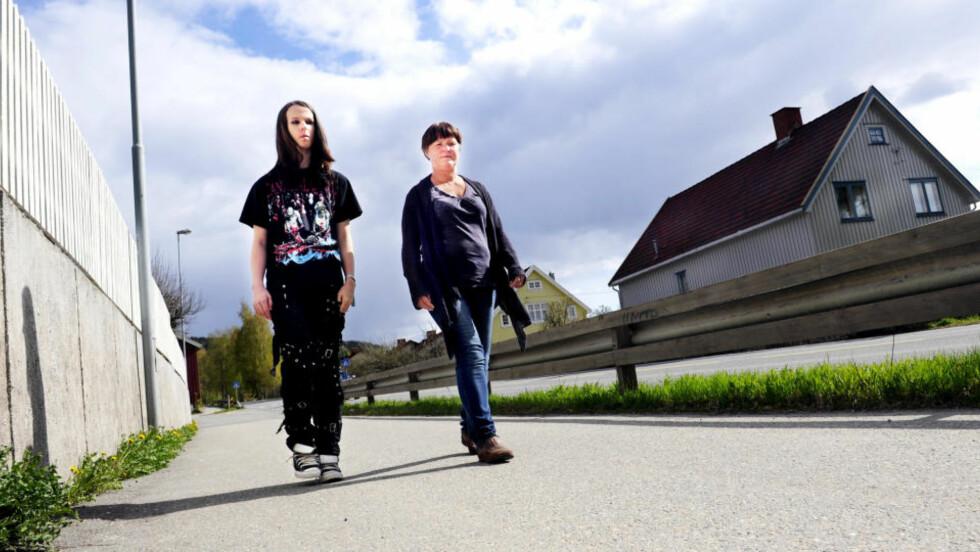 Kai-Arne (14) har vært hjemme fra skolen i ni måneder fordi han ble mobbet
