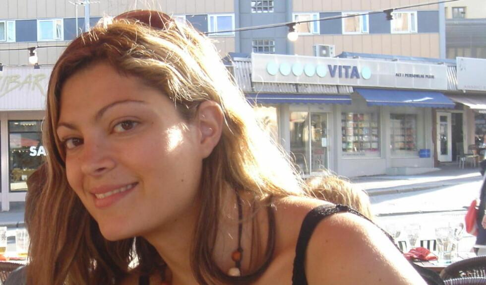 SAVNET: Svenske Laura Rahal (28) bodde og jobbet i Asker, og har samboer der. Hun var på vei hjem fra en jobbreise i Brasil da flyet hennes forsvant over Atlanterhavet. Foto: Privat