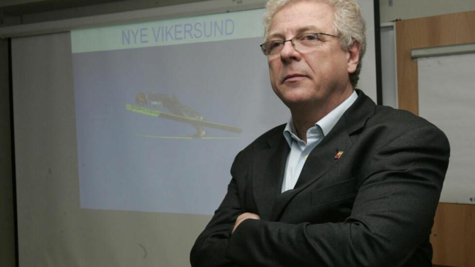 STORMET UT: Valgkomiteens kandidat Arve Thorvik ble grundig slått i prøvevalget, og stormet ut av lokalet. Arkivfoto: Terje Bendiksby / SCANPIX