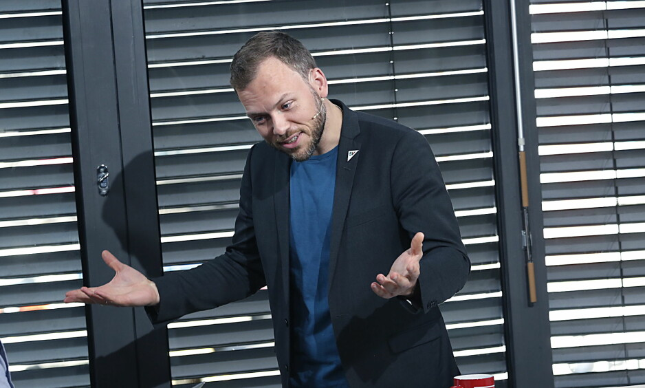 SLITER: Audun Lysbakken evner ikke å engasjere velgerne. Hva er årsaken, spør Aksel Braanen Sterri.   Foto: Jacques Hvistendahl / Dagbladet