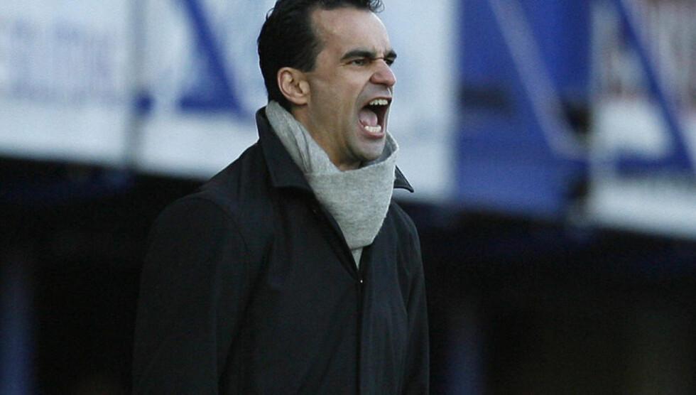 Ny WIGAN-SJEF: Spanske Roberto Martinez overtar som ventet Wigan etter at Steve Bruce gikk til Sunderland. Foto: AFP/IAN KINGTON