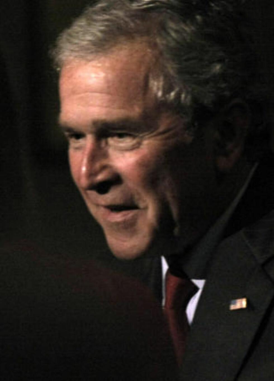 ET NETTVERK AV FENGSLER:  Under president George W. Bush, bygde USA opp et nettverk av avhørsrom over hele verden hvor fanger ble torturert. Over 100 fanger skal ha msitet livet.  Foto: SCANPIX/Getty Images/AFP