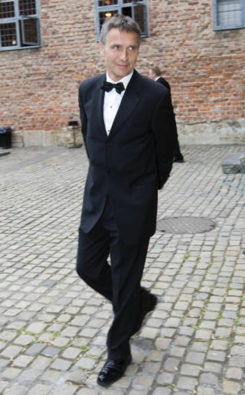 FÅR SKYLDA: Arbeiderpartiet og statsminister Jens Stoltenberg, som er på besøk i Syd-Varanger i dag. Foto: SCANPIX.