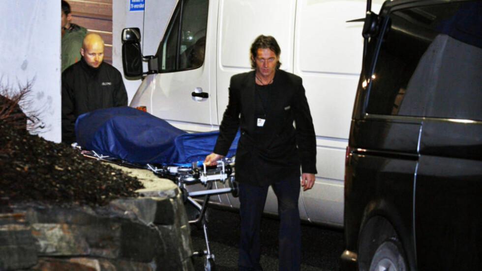 LANGVARIG ETTERFORSKNING: Politiet har lenge stått uten gode spor i jakten på den som drepte Vegard Bjerck (43) 18. desember. Foto: ERLEN AAS/SCANPIX