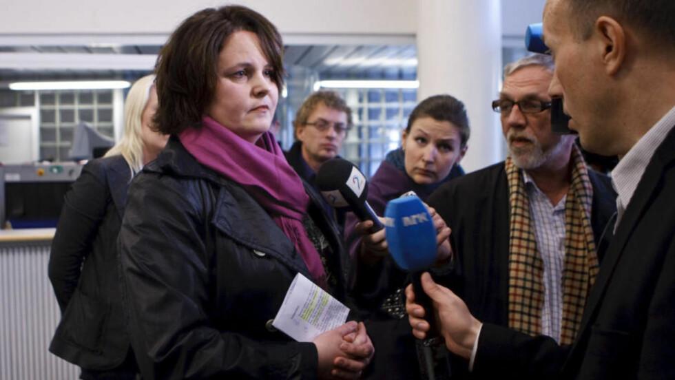KRITISERES: Næringsminister Sylvia Brustad (Ap). Foto: Cornelius Poppe / SCANPIX