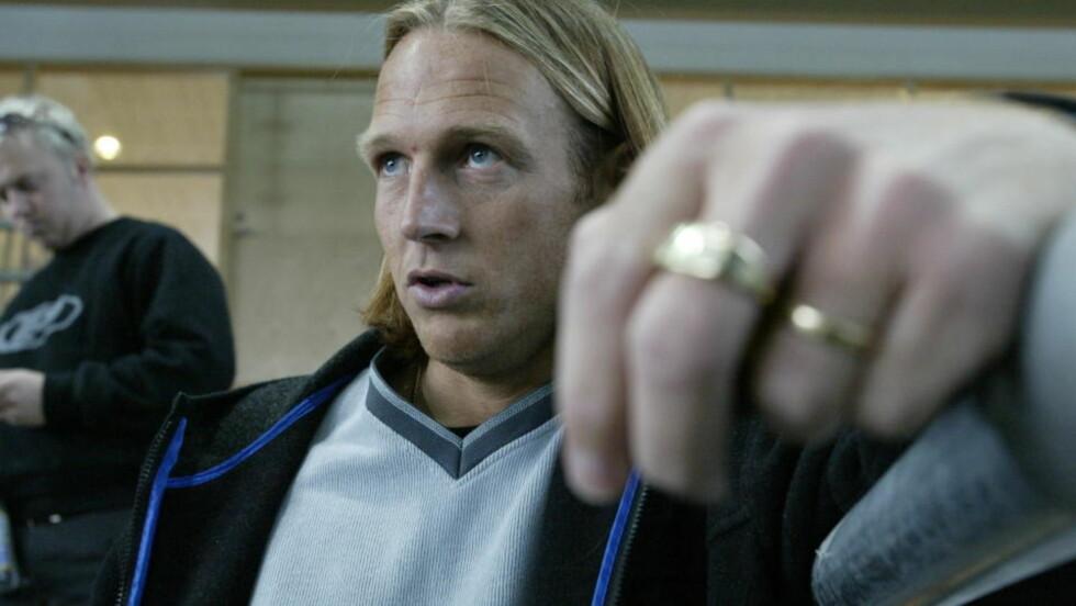 FORNØYD: Torgeir Bjarmann trakk Stabæk som motstander i cupens åttendelsfinale. Det er han ikke misfornøyd med. Foto: Arnt Folvik / Dagbladet.