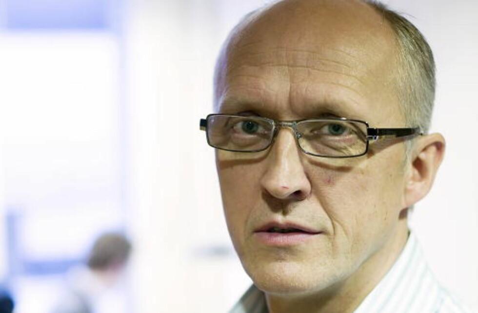 GLAD FOR STØTTEN: Advokat Espen Tøndel håper støtten fra departementet får betydning.