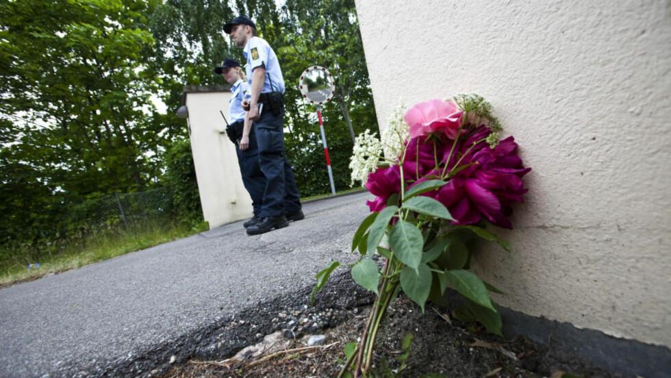 DØDE I FARENS BIL: En ettåring døde i dag etter å ha blitt glemt igjen i farens bil. FOTO: Martin Sylvest Andersen   Scanpix Denmark