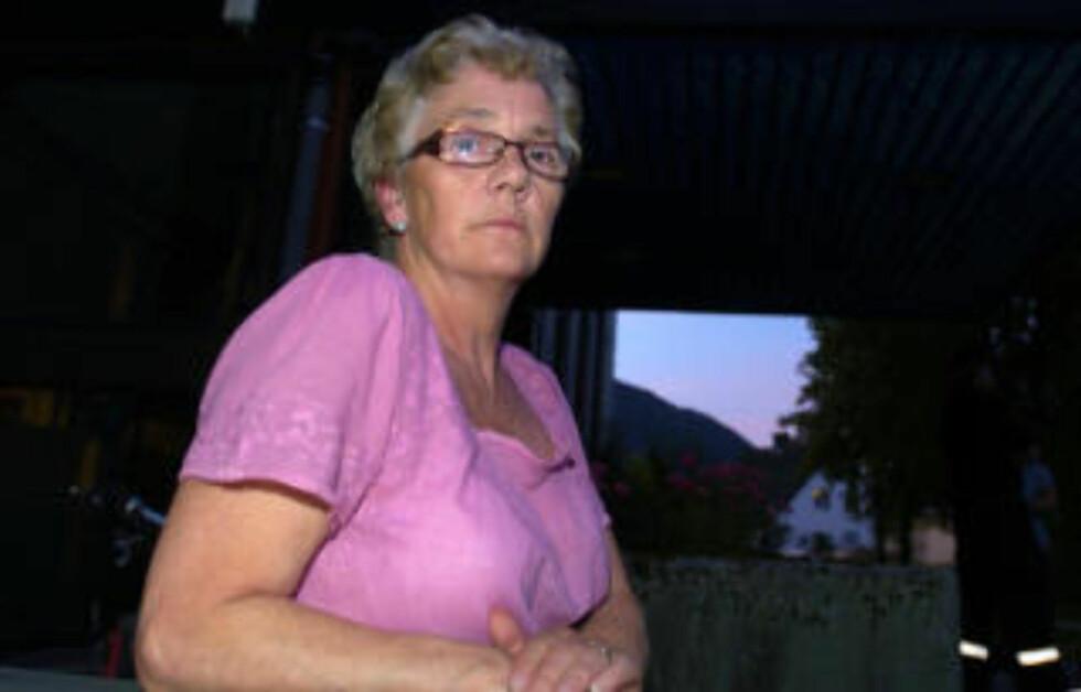 - STOR TRAGEDIE:  Ordfører i Ørsta Gudny Fagerhol kjenner personlig familiene til alle de fire fra bygda som har mistet livet. Foto: Fridgeir Walderhaug
