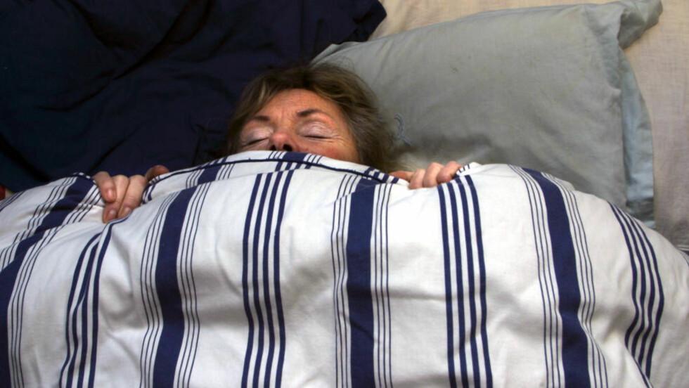SYK AV KRISE: Finnanskriserammede næringer blir også rammet av syke arbeidere. FOTO: SCANPIX