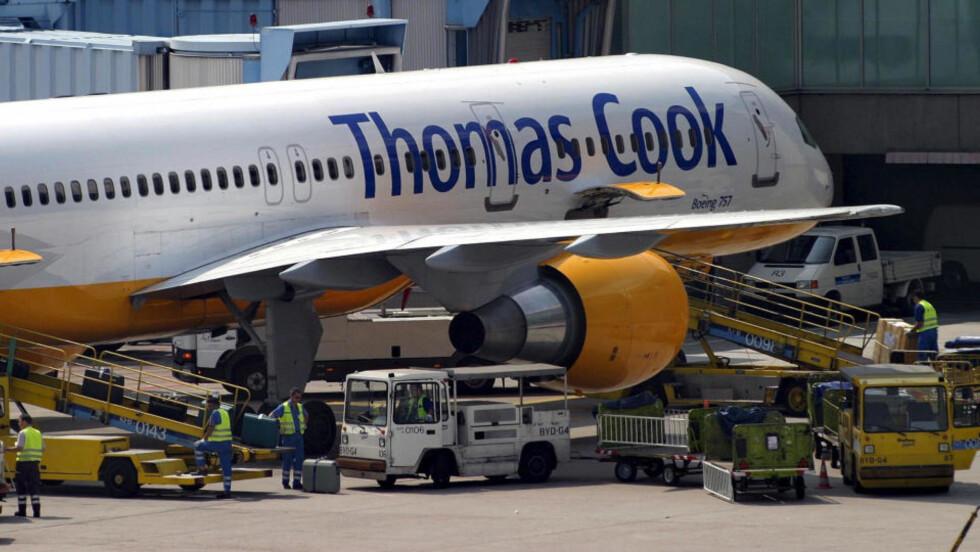 MEDBRAKT HJELP: Da flyet fikk tekniske problemer, kunne en av passasjerene trå hjelpende til. Arkivfoto: AFP/MARTIN OESER