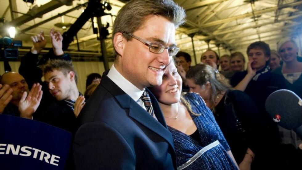 BEJUBLET: Den kontroversielle, danske politikeren Søren Pind kaster en brannfakkel inn i innvandringspolitikken. Dette bildet er fra 2007. Foto: Hung Tien Vu/Venstre