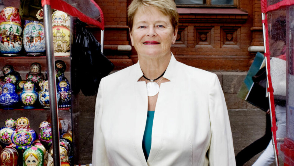 VERDENSVANT: Gro har ikke sittet på baken etter at hun gikk av som WHO-direktør i 2003. Foto: Agnete Brun/Dagbladet