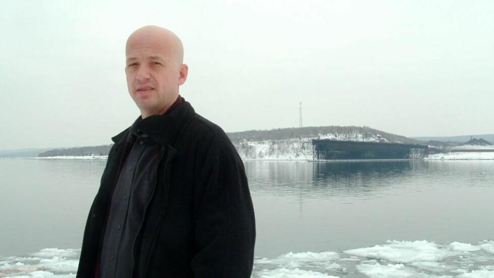 GOD KRIM: Vidar Sundstøl har skrevet Norges 11. beste krimroman, mener Dagbladets jury.