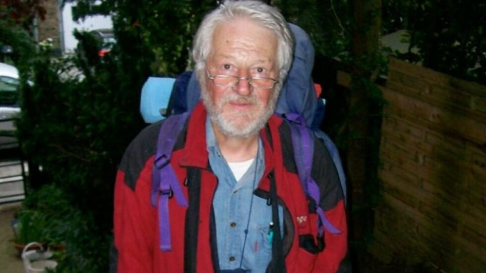 FORSVUNNET: 71 år gamle Nicolas Glandsdorff har vært meldt savnet siden fredag. Foto: Politiet/Privat