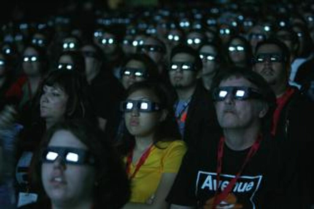 «AVATAR»: Scener fra James Camerons 3D-film «Avatar» ble vist på Comic-Con. Foto: Mario Ainzuon/Scanpix