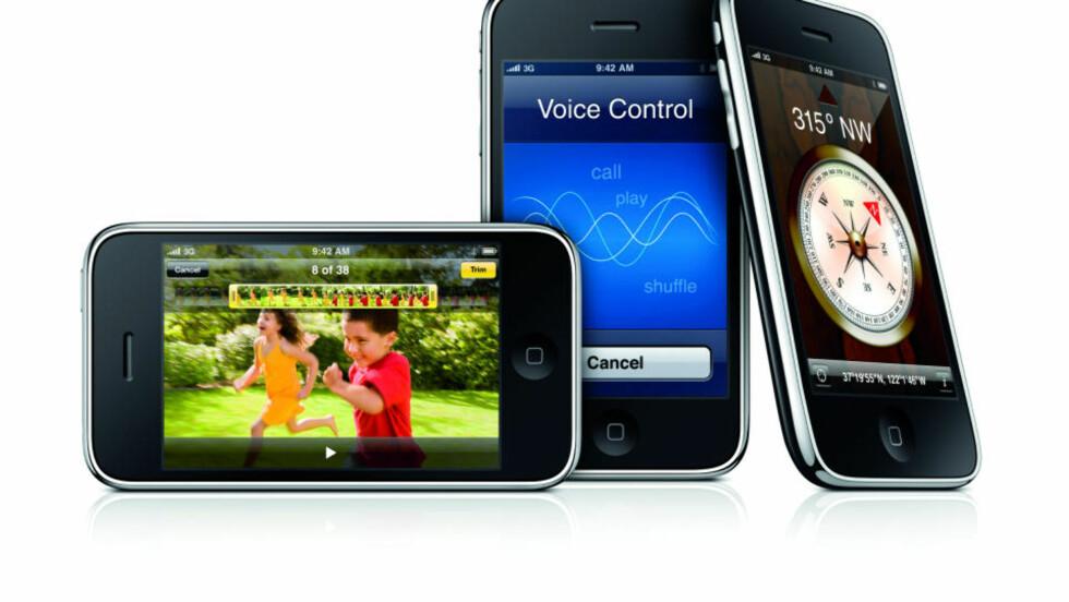 Nye iPhone er enda bedre - men ingen revolusjon