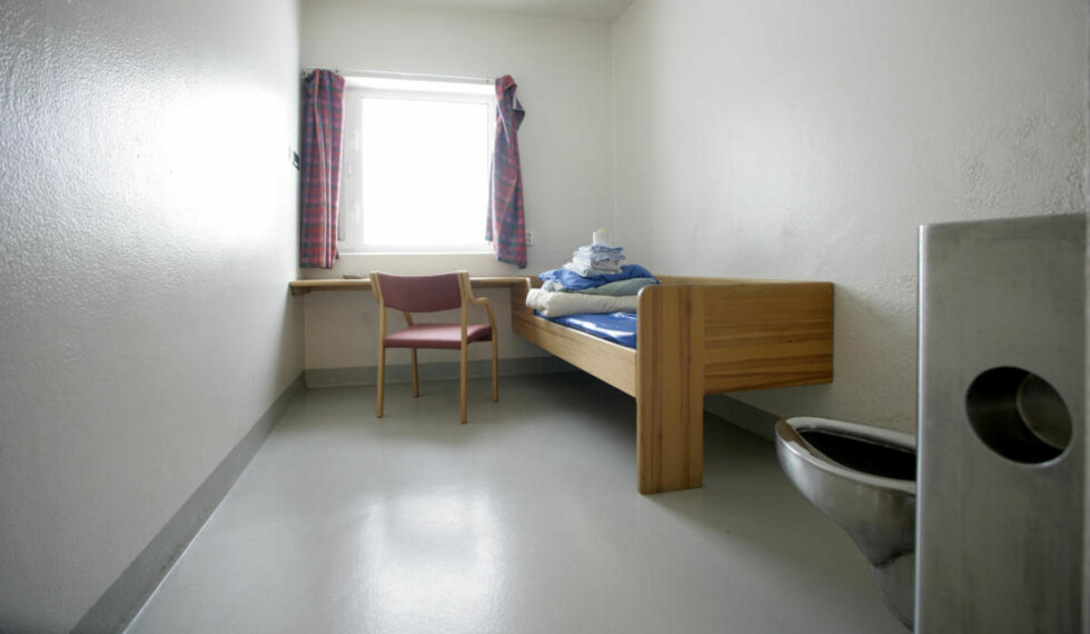 FANGER KAN BLI SATT FRI: Men det presiseres at farlige fanger, og fanger som sitter på lange dommer, ikke er blant de som vil slippes fri. Foto: SCANPIX