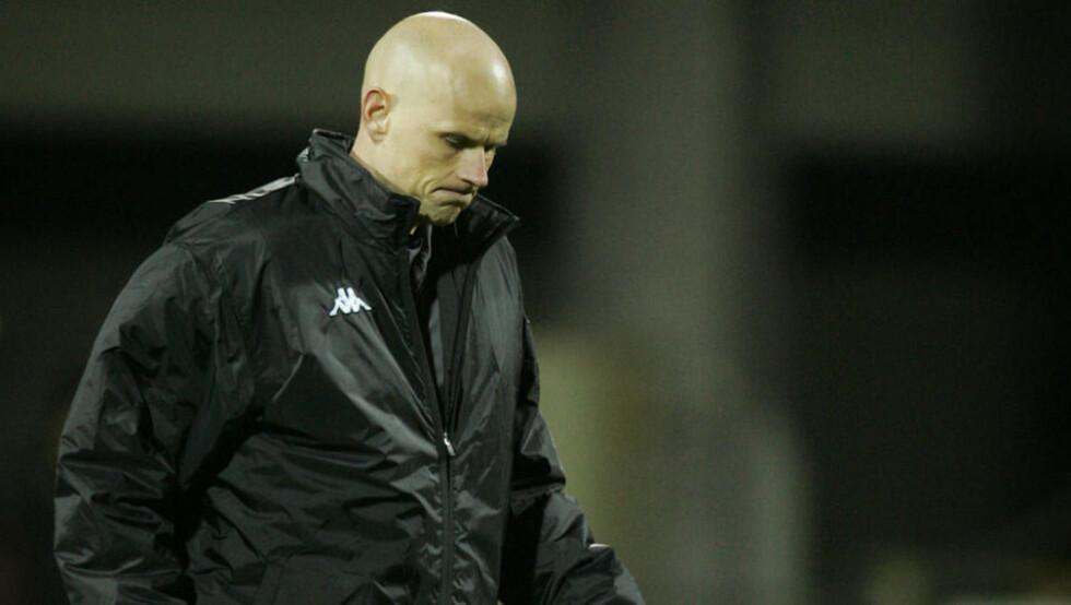 ÉN TRENING: Ståle Solbakken og FC København får trene kun en gang inne på Telenor Arena før møtet mot Stabæk. Foto: Erlend Aas / SCANPIX