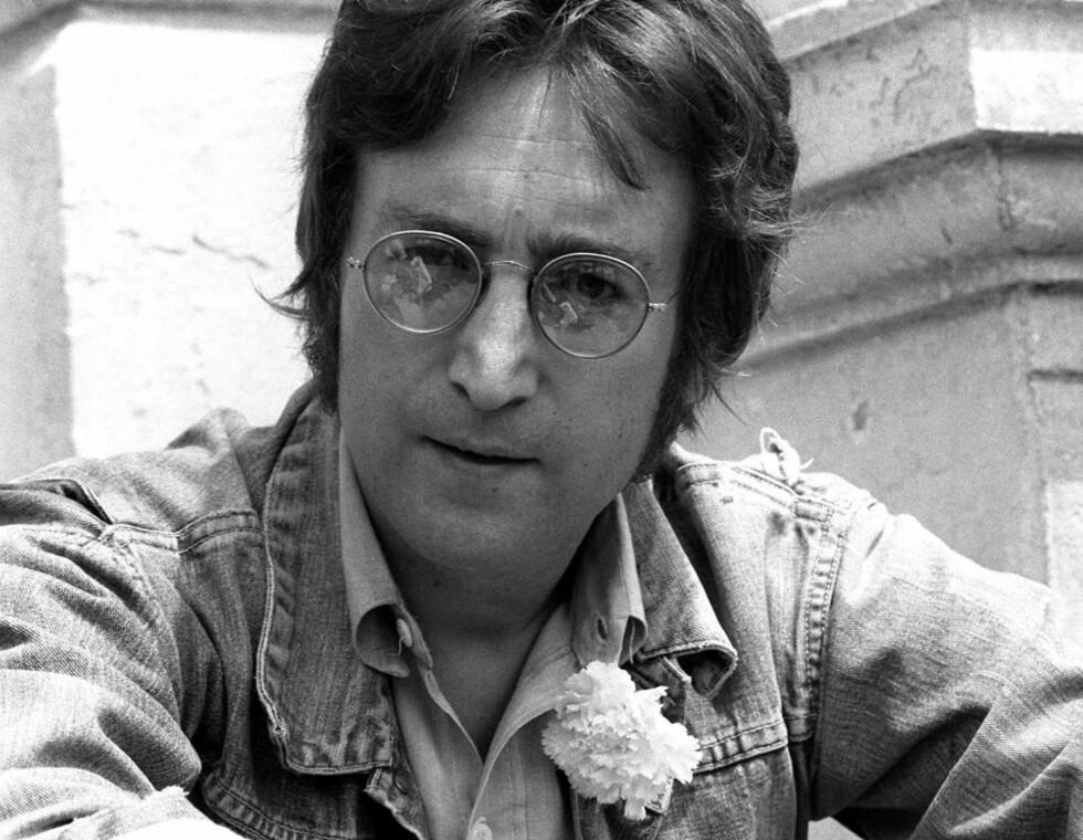 BLIR FILM: Til høsten kommer filmen «Nowhere Boy» om John Lennons barndom. Foto: SCANPIX