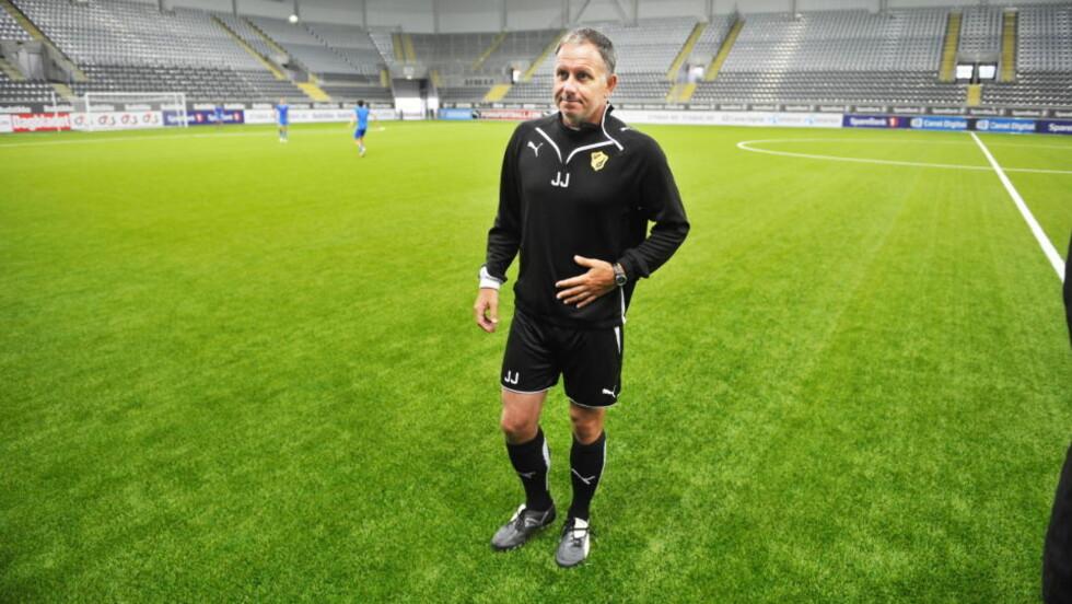 STERKT ØNSKET: Stabæk har tilbudt Janne Jönsson en ny kontrakt med klubben til 2012.Foto: Erik Berglund/Dagbladet