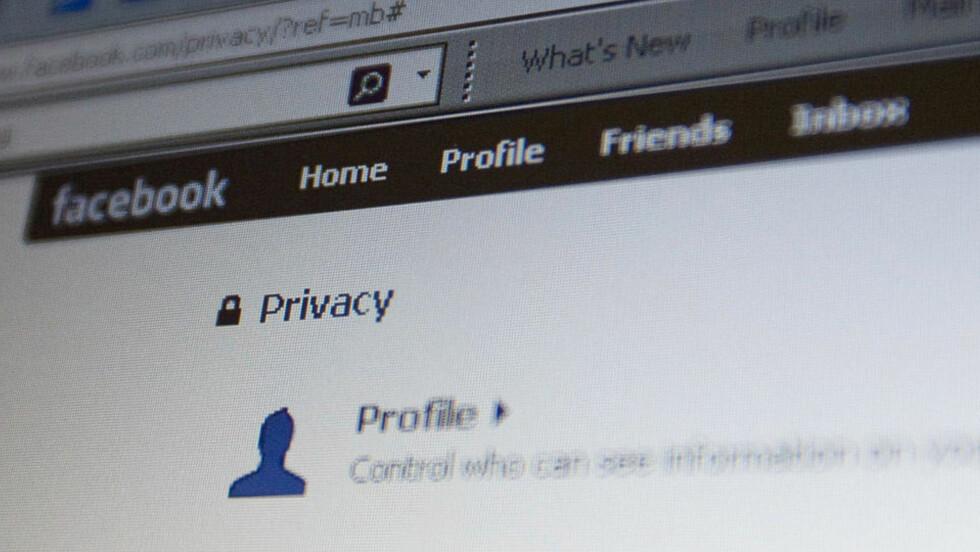 ADVARER MOT FACEBOOK-VIRUS: NorSIS ber brukerne være forsiktige med å bruke applikasjoner i Facebook. Foto: Scanpix