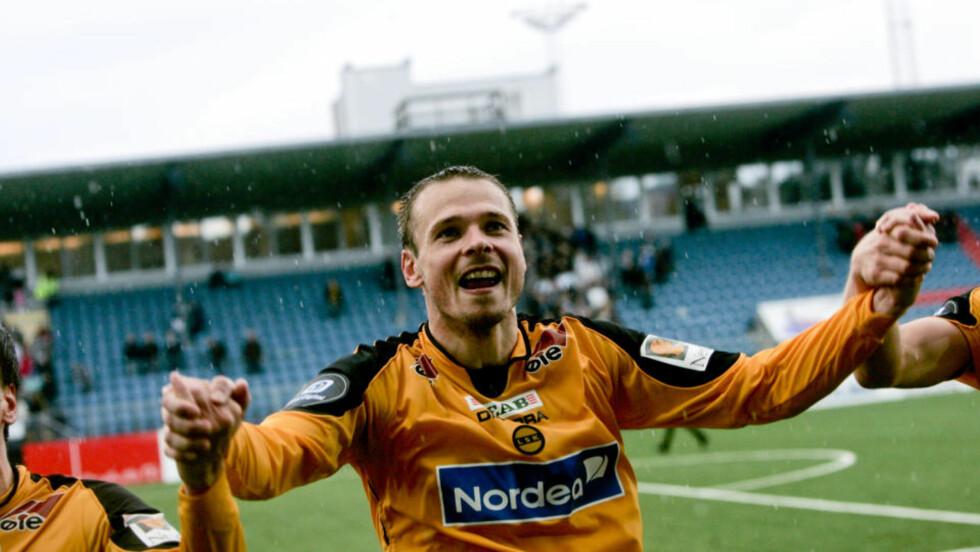 FORTSATT MÅLFARLIG: Arild Sundgot er ikke bankers på LSK-laget, men klubben vil helst ikke selge til FFK. Foto: SCANPIX.