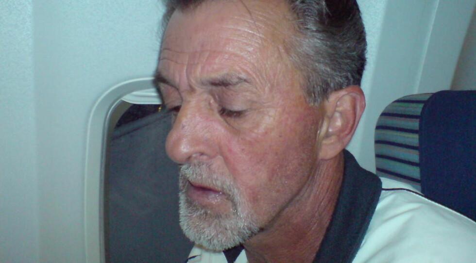 FORSVUNNET: Oddbjørn Fallet (58) har vært savnet siden han forsvant i Magaluf på Mallorca fredag for halvannen uke siden. Foto: Svein Morten Skar