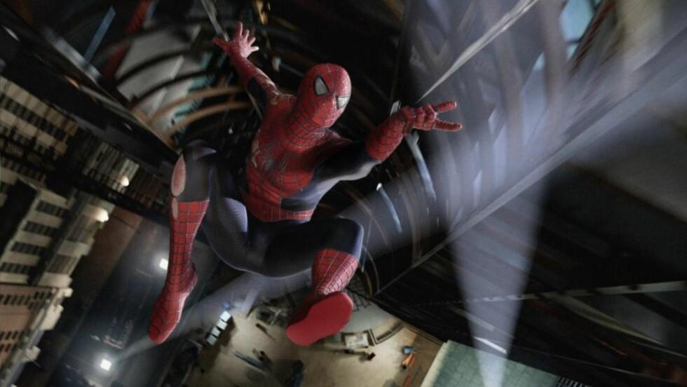 Disney kjøper tegneserie-giganten Marvel