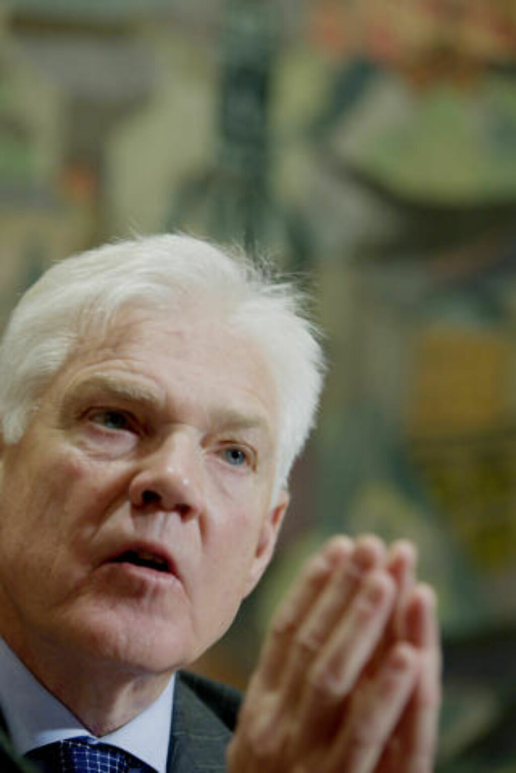 PRIVATMANN?  Arne Treholt - her fra 2008 -  spør seg om en statsadvokat kan opptre som privatmann. Foto: STIAN LYSBERG SOLUM, SCANPIX.